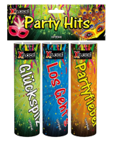 Party Hits! 3er Tischbombenset